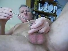 having fun with a 7mm 12 bead curly wurly porn tube video