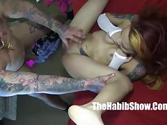 chitowns own hood rican tattoo fucks lil asian kimberly chi porn tube video