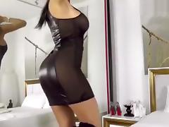 HotDiva19: sweet babe took off her black dress
