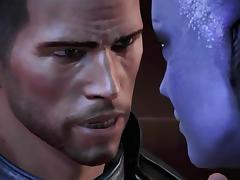 Mass Effect 3 All Romance  Sex Scenes Male Shepard tube porn video