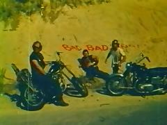 BAD BAD GANG Trailer 1972 Rene Bond