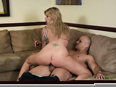Brooke Banner & Ben English in Tara's Titties, Scene 3 tube porn video