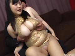 Asian, Asian, Big Tits, Boobs, Chubby, Couple