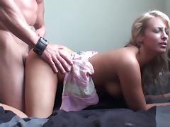 My girlfriend Jayla loves sex games