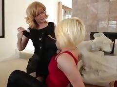 Ash Hollywood spoiled by Nina Hartley