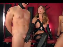 MISTRESS AND HER SEX SLAVES -: ukmike video porn tube video