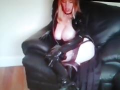 JULIA TALK DIRTY IN PVC NR2