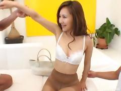 Bra, Asian, Bra, Hardcore, Japanese, Mature