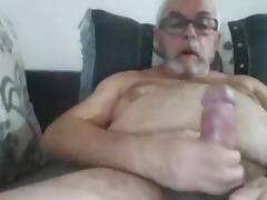 grandpa stroke and cum on cam 1 tube porn video