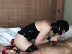 Bupshi - submissive morning routine porn tube video