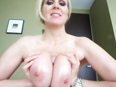 POV CUMMING BETWEEN TITS(TITFUCK FINISH) porn tube video