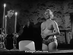 The Most Delicious Supper Ever (1960s Vintage) tube porn video