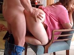 mature wife lets hubby take her through the backdoor porn tube video
