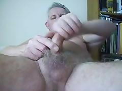 wanking and submerging of a 6 mm X 156 mm