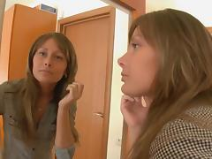 junior girl enjoys sex