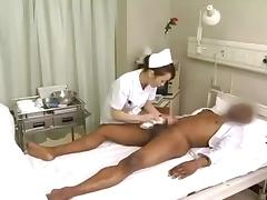 Asian nurses drain black cock porn tube video