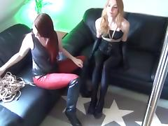 German Chicks do Bondage!! (Part 4) porn tube video