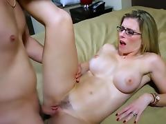 MILF Blackmail porn tube video
