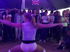 Russian Twerk Contest
