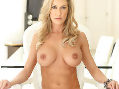 Brandi Love in Floating On Pleasure - PureMature Video