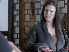 Passionate Peta Jensen shows her talent for fucking