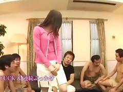 Nozomi Mashiro Uncensored Hardcore Video with Gangbang, Creampie scenes porn tube video