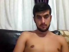Straight Turkish Guy With Very Large Strapon On Livecam, Hawt Arse tube porn video