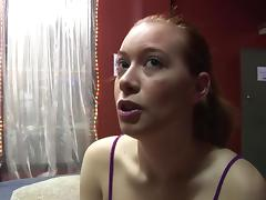 Gangbang and cumshots over redheads butt cheeks tube porn video