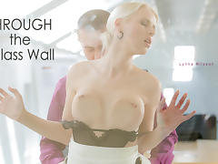 Lynna Nilsson in Through the Glass Wall - OfficeObsession tube porn video