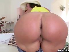 Big Ass Lisa Ann Threesome porn tube video