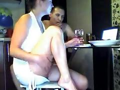 Amateur threesome in front of webcam porn tube video