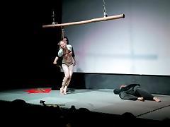Bugtcher - Edna & AneaCapaken Rope Spirit III porn tube video
