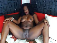 Thick Sexy Latina Milf Curly Hair Webcam porn tube video