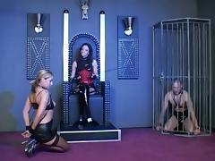 Bondage, BDSM, Bondage, Couple, Femdom, Latex