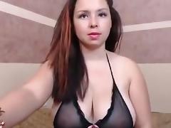 Big Tits, Amateur, Big Tits, Curly, Latina, Masturbation