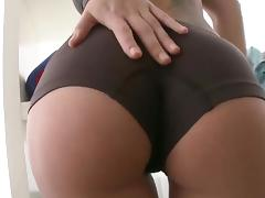 Russian Ass Fucked threesome tube porn video