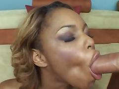 Cute black babe with loving lips porn tube video