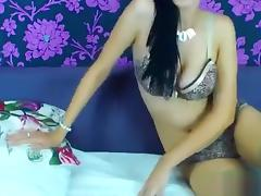 Naked beauty AlieG porn tube video