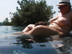 Swimming pool of love porn tube video