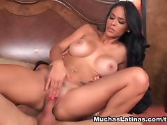 Jasmine Caro in Breakin In - MuchasLatinas