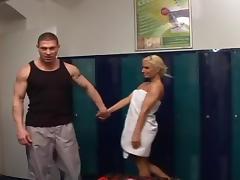 Splendid Pornstar Gonzo immoral video. Bon Appetit