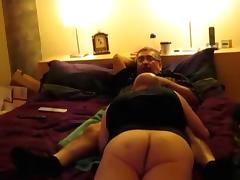 Thick-Tooled Papi Meats Cumsucker. Action two.
