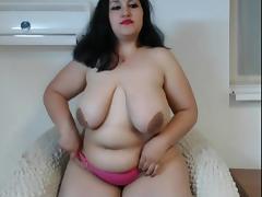 Sexy amazing bbw webcam porn tube video