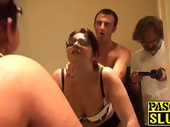 Horny amateur MILF enjoys hard banging tube porn video