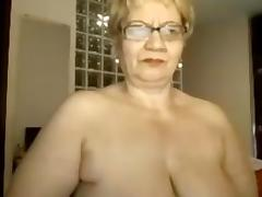 Granny excites with sex online porn tube video