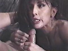 Sophisticated Lady Blow His Cock