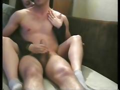 best handjob from behind porn tube video