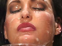Bukkake porn tube video