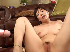 Nao Mizuki in Bukkake Party - JapanHd porn tube video