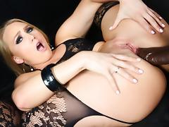 AJ Applegate Anal Fucked By Mandingo - ArchangelVideo
